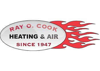 Roseville hvac service Ray O. Cook Heating & Air