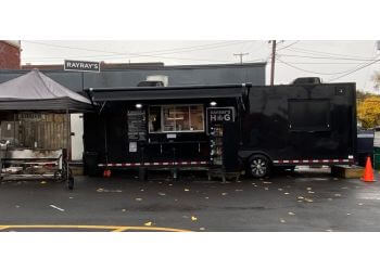 Columbus food truck Ray Ray's Hog Pit