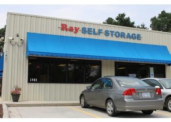 Greensboro storage unit Ray Self Storage