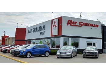 Indianapolis car dealership RAY SKILLMAN WESTSIDE AUTO MALL