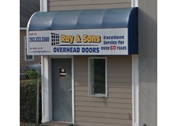 Bridgeport garage door repair Ray & Sons, Inc.