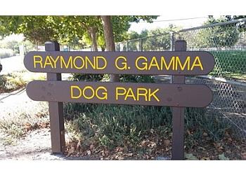 Santa Clara public park Raymond G. Gamma Dog Park
