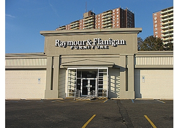Yonkers furniture store Raymour & Flanigan Furniture and Mattresses