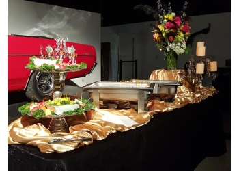 Sacramento caterer Rayna's Gourmet Catering