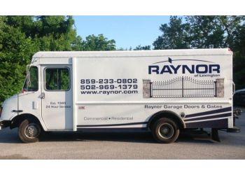 Lexington garage door repair Raynor Garage Doors of Lexington
