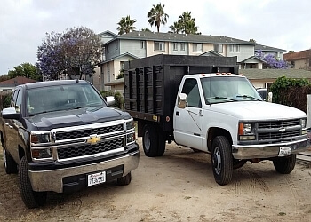 Chula Vista junk removal Ray's Hauling