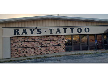 Lincoln tattoo shop Ray's Tattoo