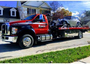 Milwaukee towing company Ray's Towing Inc
