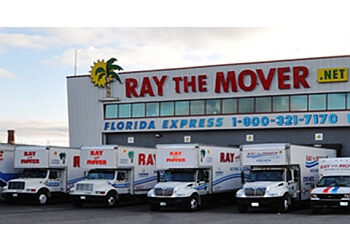 Manchester moving company Ray the Mover