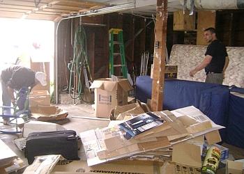 San Francisco junk removal Raz Hauling