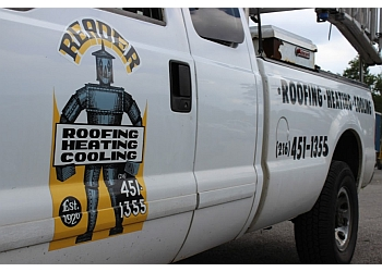 Cleveland roofing contractor Reader Roofing