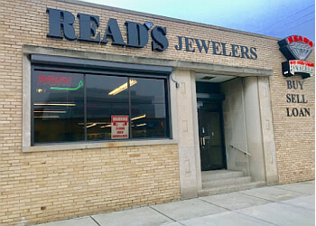Cleveland pawn shop Read's Jewelry and Loan