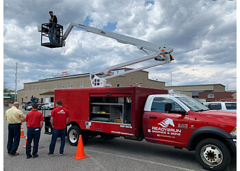 Worcester sign company Ready 2 Run Graphics & Signs