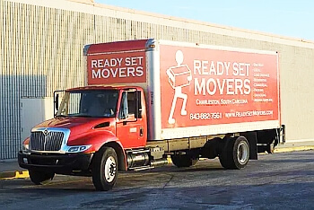 Charleston moving company Ready Set Movers