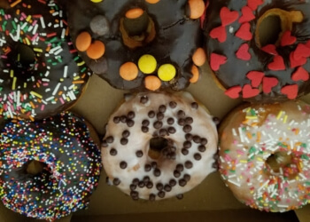 North Las Vegas donut shop Real Donuts