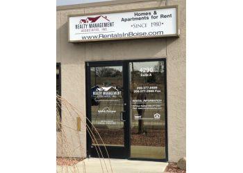 Boise City property management Realty Management Associates Inc