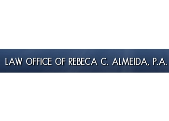 Hialeah divorce lawyer Rebeca C. Almeida, P.A.