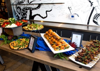 San Francisco caterer Rebecca Jean Catering and Events