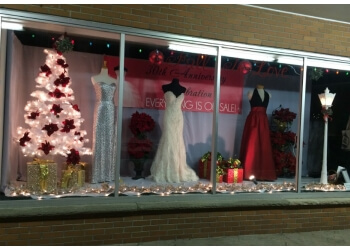 Syracuse bridal shop Rebecca's Bridal Boutique