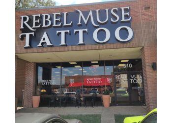 Dallas tattoo shop Rebel Muse Tattoo