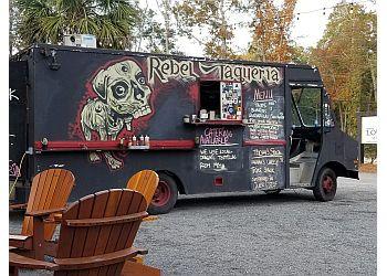 Charleston food truck Rebel Taqueria