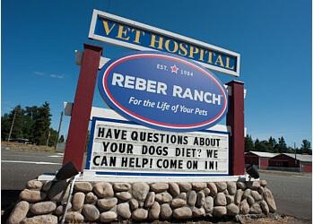 Kent veterinary clinic Reber Ranch