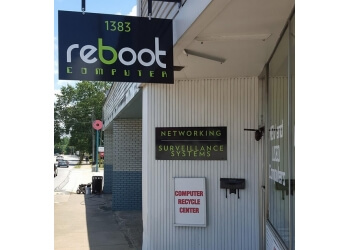 Athens computer repair Reboot Computer Company