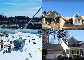 3 Best Roofing Contractors In Durham Nc Threebestrated