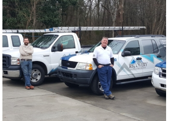 Durham roofing contractor Recovery Roofing & Restoration