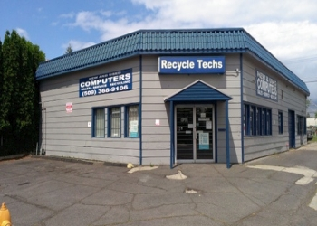 Spokane computer repair Recycle Techs