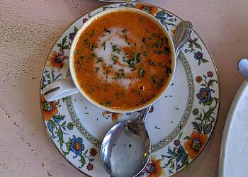 Fresno cafe Red Apple Cafe