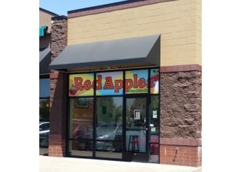 Salem juice bar Red Apples Juice Bar