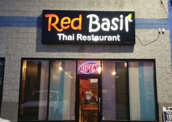 West Valley City thai restaurant Red Basil Thai Bistro