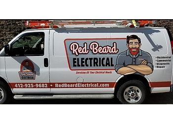 Pittsburgh electrician Red Beard Electrical LLC.