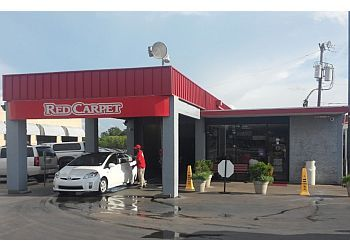 Fort Worth auto detailing service Red Carpet Car Wash