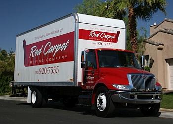 Las Vegas moving company Red Carpet Moving Company