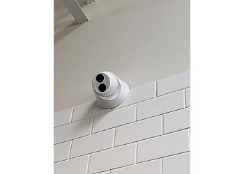 Garland security system Red Core Technology