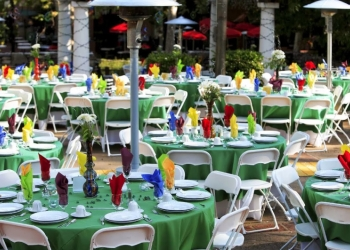 Tucson event rental company Red Diamond Party Rentals