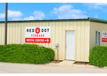 Rockford storage unit Red Dot Storage