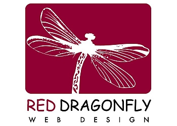 Red Dragonfly Web Design