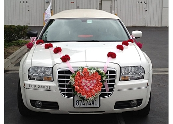 Santa Ana limo service Red Hat Limousine