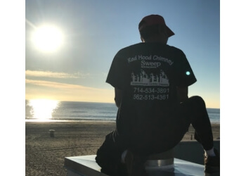 Anaheim chimney sweep Red Hood Chimney Sweep and Air Duct Cleaning