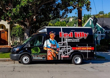 Los Angeles plumber Red Lilly Plumbing