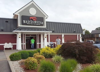 Evansville seafood restaurant Red Lobster