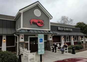 Greensboro seafood restaurant Red Lobster
