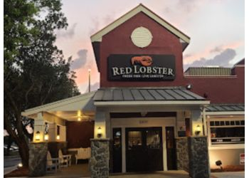 Hollywood seafood restaurant Red Lobster