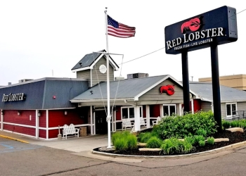 Lansing seafood restaurant Red Lobster