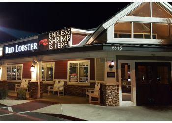 Laredo seafood restaurant Red Lobster