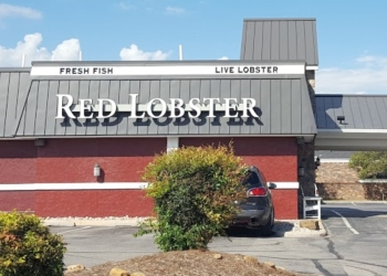 Norman seafood restaurant Red Lobster
