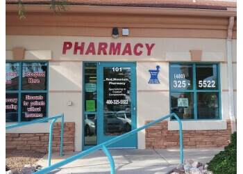 Mesa pharmacy Red Mountain Compounding Pharmacy